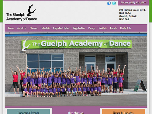 Guelph Academy of Dance
